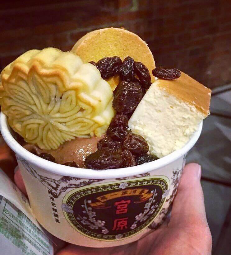 台湾 デザート