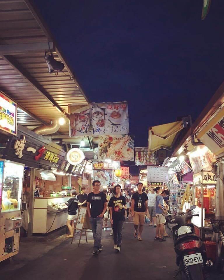 自強夜市 食べ歩き
