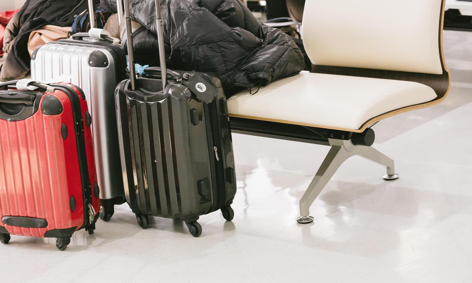 台湾 スーツケース