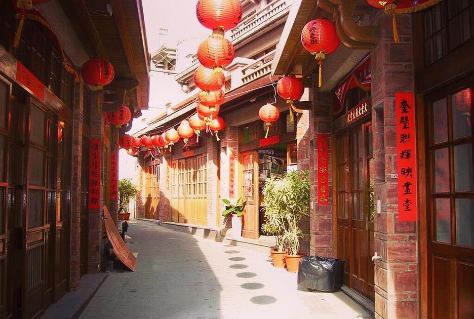 中央老街 澎湖第一街