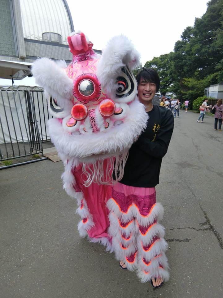 獅子舞 台湾