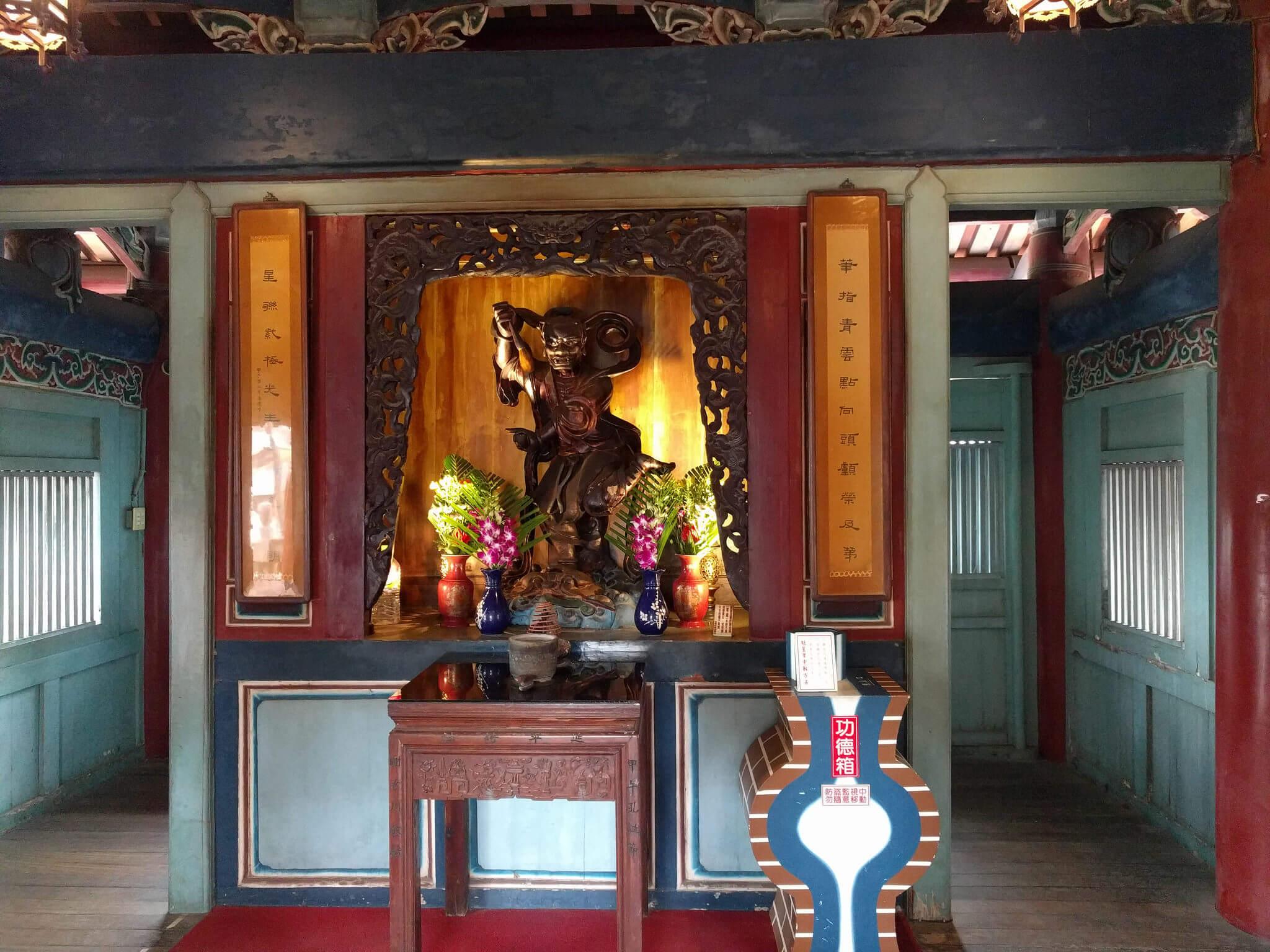 海神廟と文昌閣