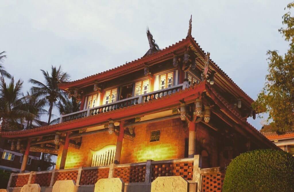 台南の歴史が詰まった観光スポット「赤嵌楼」!